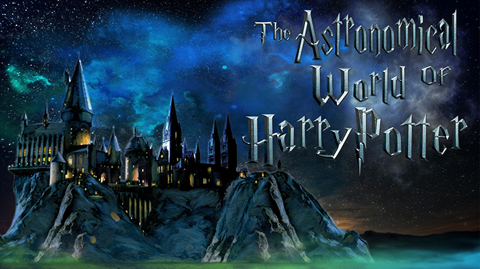 Astronomical World of Harry Potter